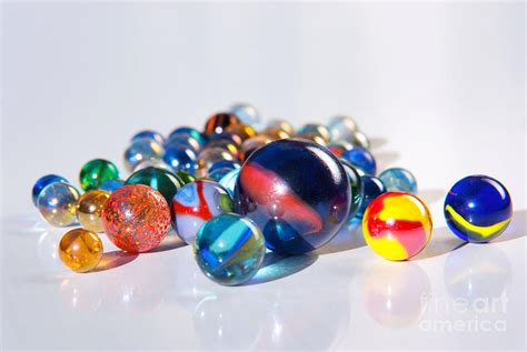 colorful marbles colorful marbles photograph by carlos caetano