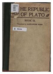 The Republic Of Plato  Plato  Free Download & Streaming
