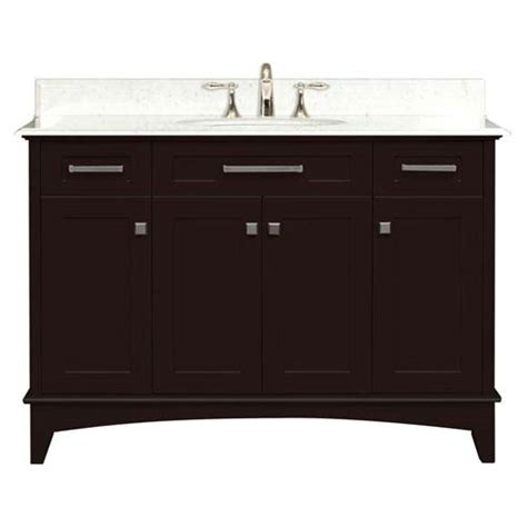 wood bathroom vanity bellacor
