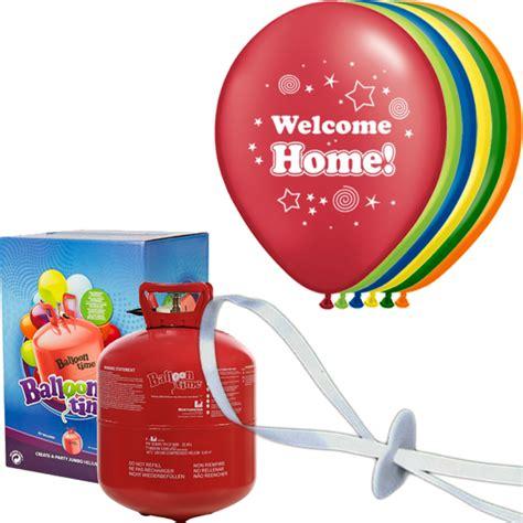 luftballon helium set helium set luftballons welcome home