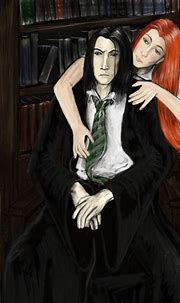 Severus and Lily - Severus Snape & Lily Evans Fan Art ...