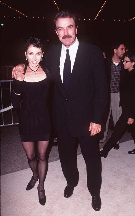 Tom Selleck and Jillie Mack at event of That Old Feeling ...