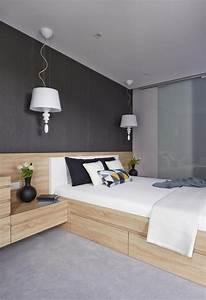 Chambre Grise Et Beige : chambre grise et beige digpres ~ Melissatoandfro.com Idées de Décoration