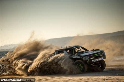 Baja 1000 Trophy Truck Wallpaper by Chevrolet Silverado Trophy Truck Stop Road Dust