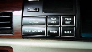 1994 Cadillac Deville Diagnostic Codes