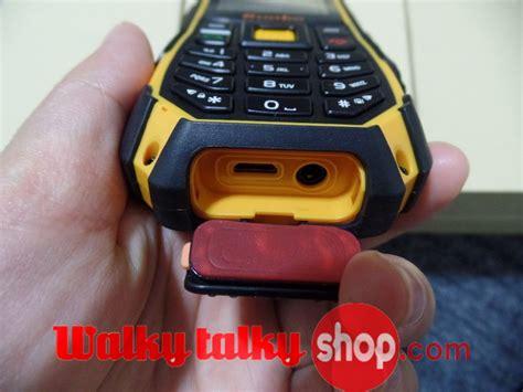 ip67 mobile runbo x1 mobile phone ip67 waterproof dustproof handheld