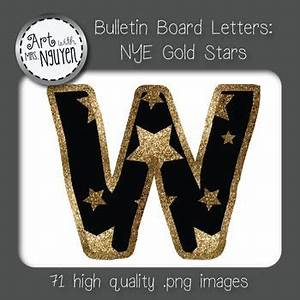 316 best images about my tpt store items on pinterest With gold bulletin board letters
