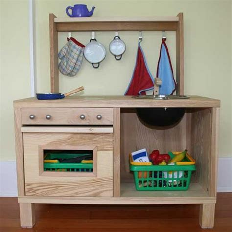 play kitchen ideas 25 diy play kitchen ideas tutorials cool gifts for your kids noted list