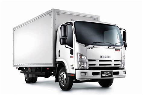 Isuzu Elf Truck Range Gets Updated And Refreshed