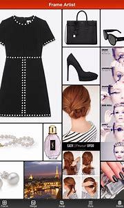 Pin by Kelly Ho on Fashion Collages   Fashion collage ...