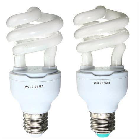 uvb light bulbs heat emitter ultraviolet light bulb e27 5 0 10 0 uvb 13w