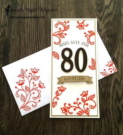besinnliches zum 80 geburtstag bl 252 tenpoesie karte zum 80 geburtstag janina s paper potpourri
