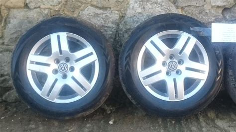 15 Inch Alloy Wheels & Tyres In