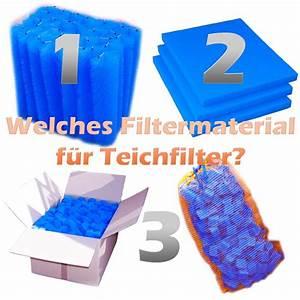 Teichfilter Selber Bauen Filtermaterial : welches filtermaterial f r teichfilter ist das beste ~ Michelbontemps.com Haus und Dekorationen
