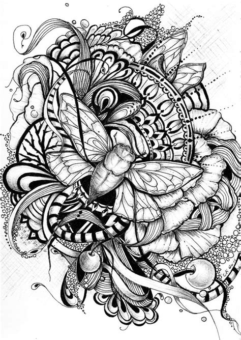 751 best images about zentangle on Pinterest