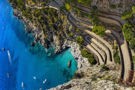 Day Trip to Capri – Positano Boat Rentals – Boat trips and ...