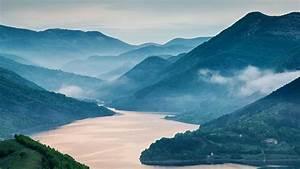 A, Beautiful, Landscape, Of, Nature