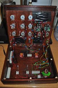 The Guts Of The Lh9  Wiring More Messy Than I U0026 39 D Like But
