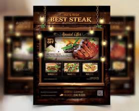 restaurant flyer template 56 free word pdf psd eps indesign format free