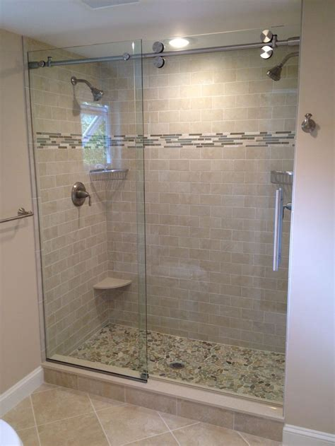 replacement shower doors ideas  pinterest