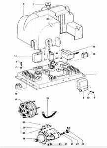 Porsche 911 Voltage Regulator For Alternator