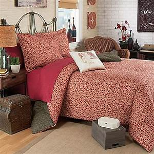 brooklyn flat mizu reversible comforter set in red bed With comfort bedding brooklyn ny