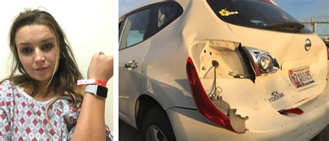 iPhone and Apple Watch Emergency SOS feature save woman ...