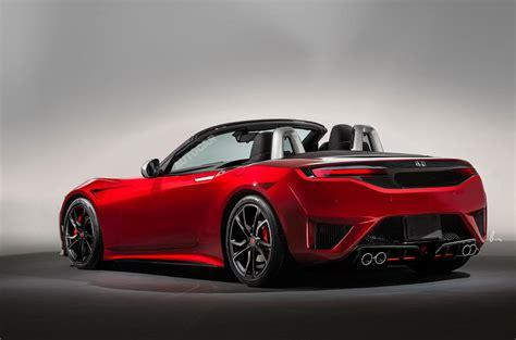 Honda S2000 sports car to return as Mazda MX-5 rival | Autocar