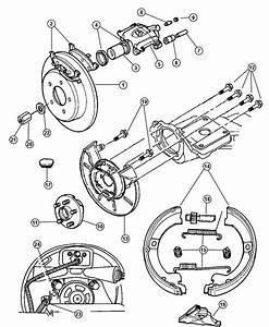 05073641aa - Chrysler Adapter  Disc Brake  Left   Brakes
