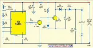 How To Build Low-power Voltage Doubler  Booster