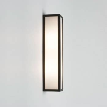 astro salerno black outdoor wall light at uk electrical