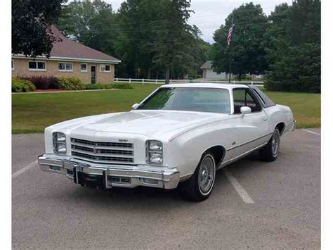 1976 Chevrolet Monte Carlo by 1976 To 1978 Chevrolet Monte Carlo For Sale On Classiccars