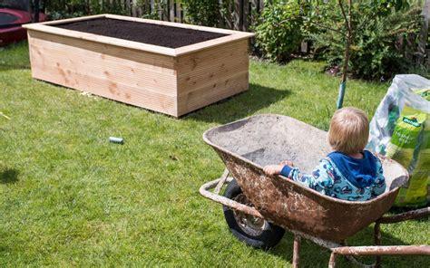 Deckenle Selber Bauen by Hochbeet Selber Bauen Hausbau Garten Diy