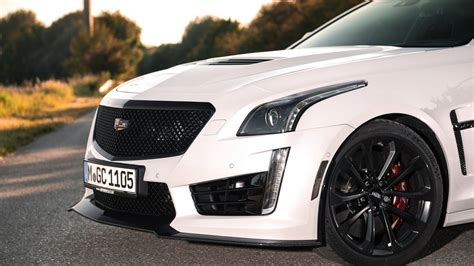 geigercars kanei thn cadillac cts  na paragei  aloga