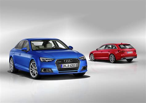 Audi Begins Taking Orders For New A4 In Germany, Prices