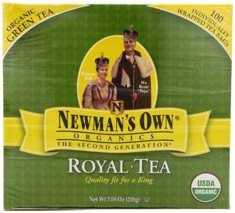 paul newman tea newman s ownorganics royal tea organic green tea 100