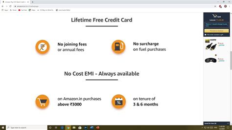 Icici platinum chip credit card or icici coral credit card: Amazon Pay ICICI Bank Credit Card offer - YouTube