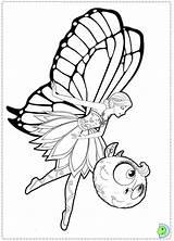 Coloring Fairy Princess Mariposa Barbie Pages Dinokids Azcoloring Az Sketch Credit Larger Close Popular Coloringbarbie sketch template