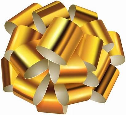 Bow Transparent Clip Decorative Clipart Ribbons Gambar