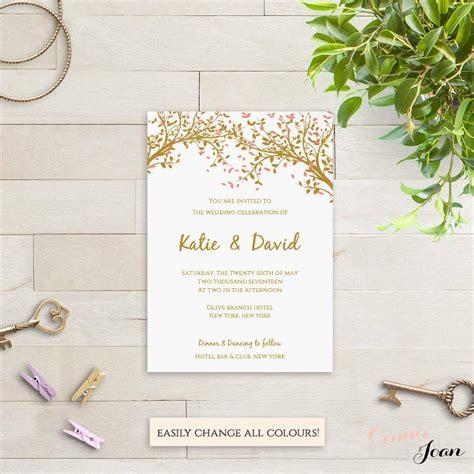 Wedding Invitation Templates Free  Wedding Invitation