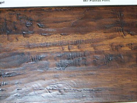 Distressed wood floors on Pinterest   Distressed Wood