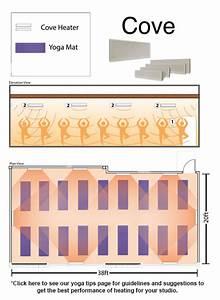 Cove Yoga Heater