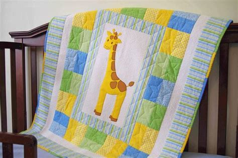 baby quilts for giraffe baby quilt craftsy