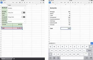 Google Sheets For Iphone And Ipad Review  It Sucks
