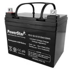 Jazzy 1113 Power Chair Batteries by Powerstar Jazzy 610 1107 1103 1113 Powerchair Power Chair