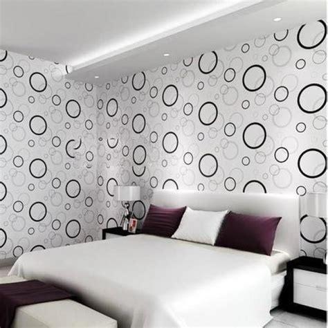 pvc circle design custom wallpaper packaging type roll