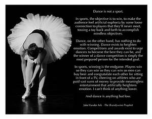 JUST DANCE TO THE BEAT: Some inspiring dance quotes and ...