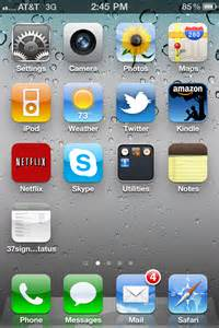 bad designer the home screens of 37signals signal v noise