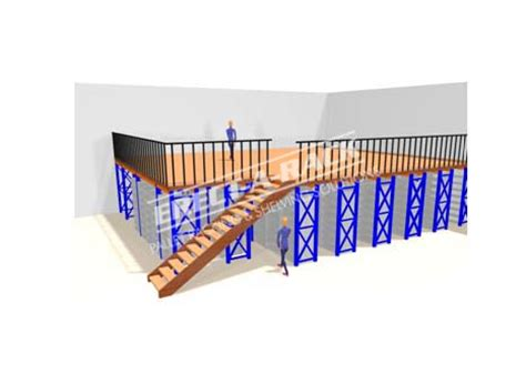 warehouse mezzanine floors mezzanine floor design