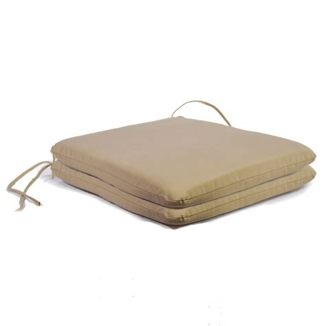 replacement patio chair cushions 2 pack garden winds